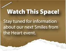 Smiles from the Heart Sponsors